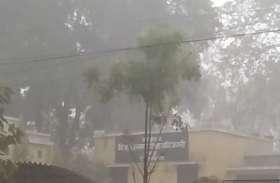 छत्तीसगढ़ में बदला मौसम, तेज बारिश के गिरे ओले, जशपुर में गाज की चपेट में आने से 3 की मौत