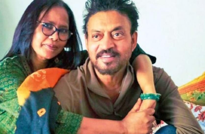 इरफान खान की पत्नी सुतापा सिकदर के करीबी रिश्तेदार का कोरोना से निधन, नहीं करवा पाईं बेड का इंतजाम