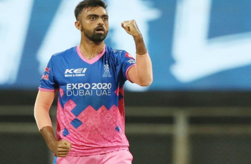 IPL 2021: राजस्थान रॉयल्स का यह गेंदबाज कोरोना के खिलाफ लड़ाई में देगा अपने आईपीएल वेतन का 10 फीसदी हिस्सा