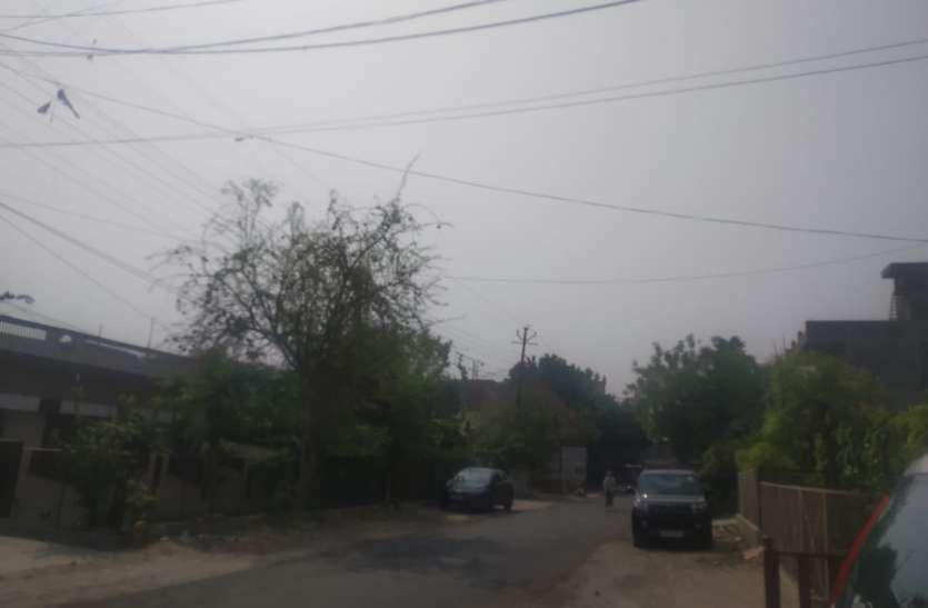 पश्चिमी उत्तर प्रदेश में धूल भरी आंधी की आशंका के बीच यलो अलर्ट