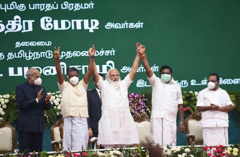 तमिलनाडु में 20 साल बाद फिर खिला कमल, कोयम्बत्तूर दक्षिण सीट पर हुआ दिलचस्प मुकाबला