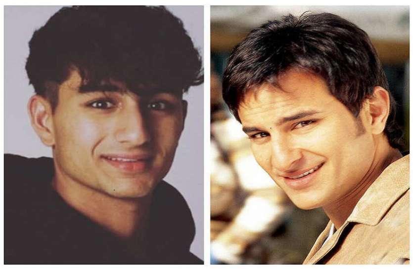 21 साल में अपने बेटे जैसे नज़र आते थे एक्टर सैफ अली खान