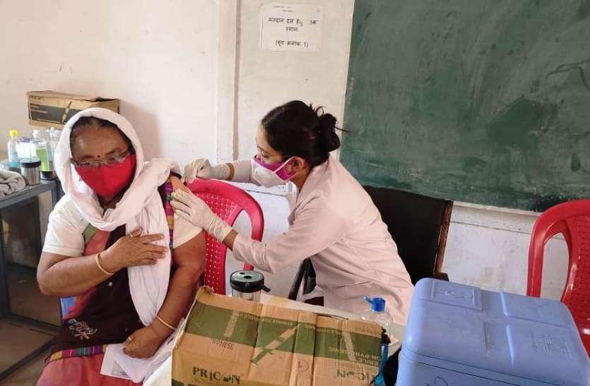 कोरोना से अभय के लिए 18 से 44 वर्ष तक के लोगों का टीकाकरण आज से