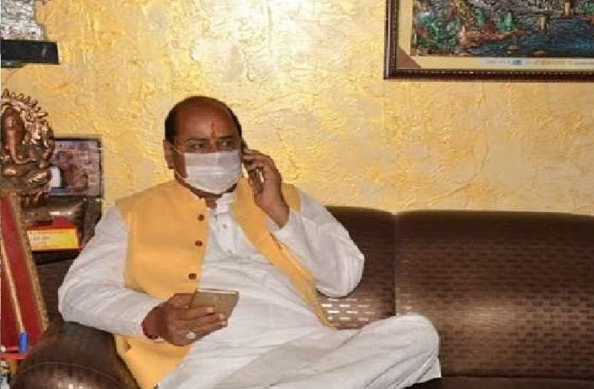 विधायक सुरेंद्र मैथानी ने कोविड अस्पताल बनाने को दिया 3 मंजिला मकान