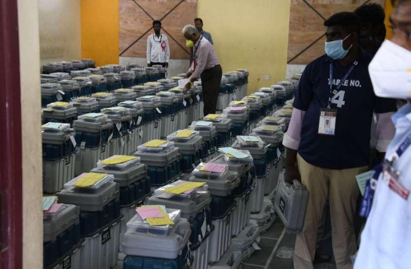 Tamil Nadu Elections 2021: डाकमतों ने भी पहुंचाया एआईएडीएमके को नुकसान