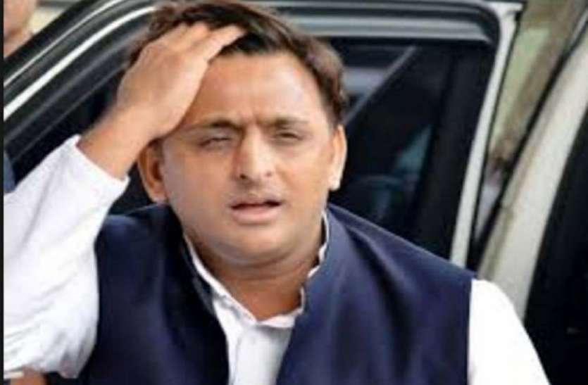आजमगढ़ में सपा ने जीतीं सबसे ज्यादा सीटें, लेकिन अध्यक्ष बनवाना अखिलेश के लिए बड़ी चुनौती