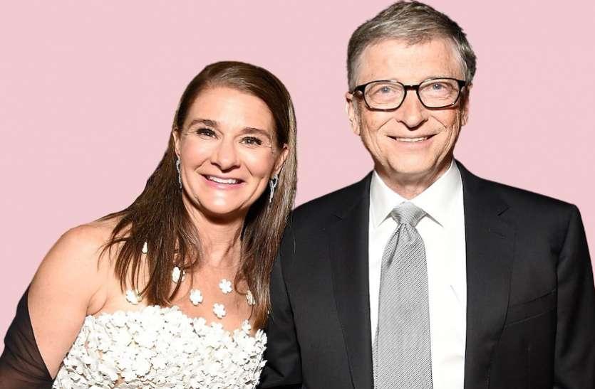 बिल गेट्स और मेलिंडा ने लिया तलाक, 27 साल बाद कहा- अब साथ नहीं रह सकते