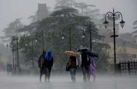 पुरवा हवाओं ने बदला मौसम, बारिश से मौसम बना रहेगा खुशनुमा