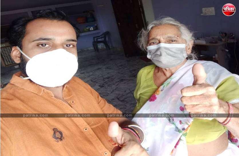 राहत की खबरः कोरोना संक्रमण की रफ्तार ठहरी, रिकवरी रेट बढ़ी