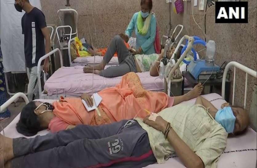 देश के 12 राज्यों में कोरोना के मामलों में आई मामूली गिरावट, संक्रमण चक्र को तोड़ने की जरूरत