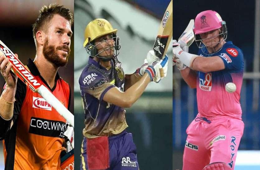 3 प्रमुख बल्लेबाज जिन्होंने IPL 2021 में बेहद कम स्ट्राइक रेट से बनाए रन