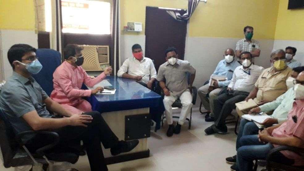 ऑक्सीजन आपूर्ति व्यवस्था रखें सुद्रढ़, हर रोगी को मिले पूरा उपचार