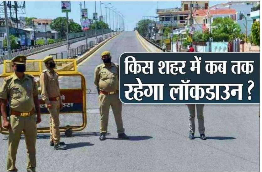 रायपुर में 15, बीजापुर में 12 मई तक बढ़ाया गया लॉकडाउन, आदेश जारी