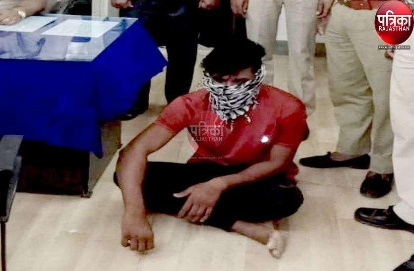 लाखों के जेवरात व एक लाख रुपए की नकदी चोरी का राजफाश, शातिर नकबजन गिरफ्तार