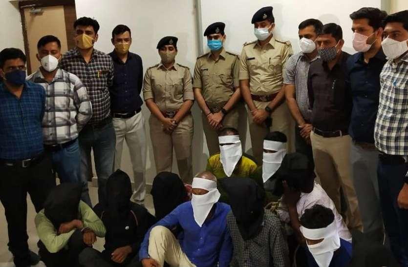 PARGHI GANG : दिन में ये लोग गुब्बारे बेचते, रात में चोरी व डकैती को अंजाम देते