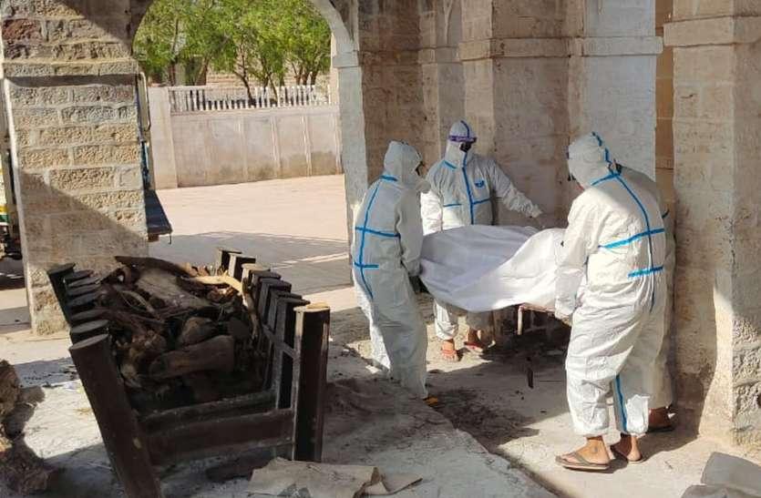 पोकरण में 44, क्षेत्र में 129 पॉजिटिव, एक कोरोना संक्रमित की हुई मौत