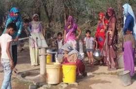 12.50 करोड़ की योजना बनाकर भी आमेट को पानी नहीं दे रहा जलदाय विभाग