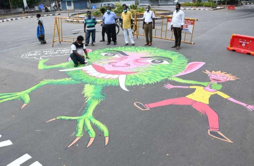 तमिलनाडु में कोरोना से निपटने के लिए बढ़े प्रतिबंध,दोपहर 12 बजे तक दुकानों को खोलने का आदेश