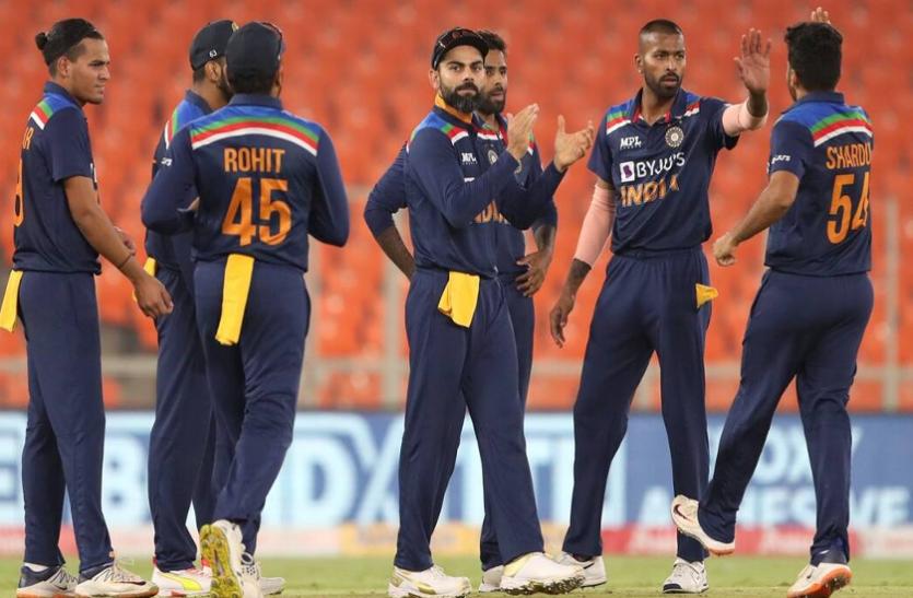 ICC Team Ranking: T20 में भारत दूसरे नंबर पर कायम, वनडे में नीचे खिसका