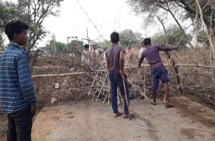 ग्रीन जोन में धुम्मा पंचायत, 900 ग्रामीणों को बचाने सभी मार्ग प्रतिबंधित