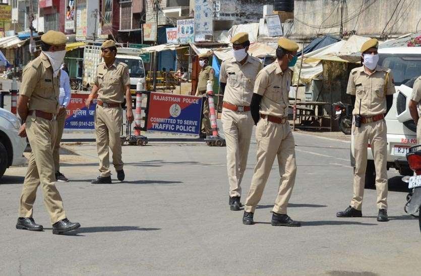 Corona संकटकाल: एक्शन मोड में Rajasthan Police, जानें 'स्पेशल टीम' कैसे दे रही 'मिशन' को अंजाम?