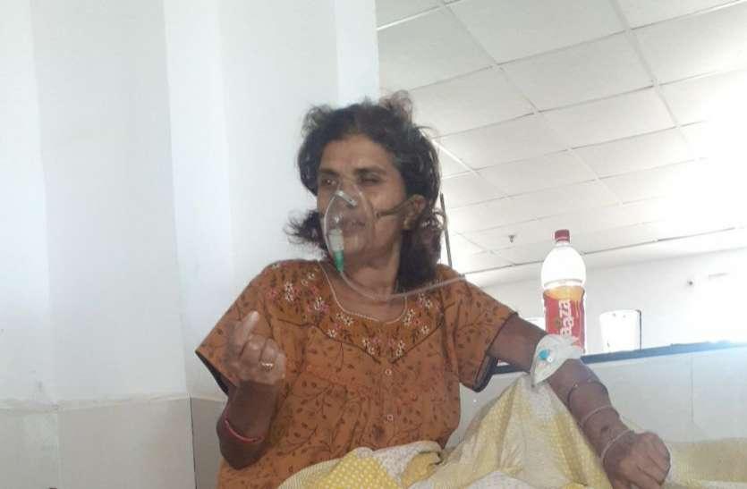 Positive Story: बेटी के दम पर मां ने जीती कोरोना से जंग