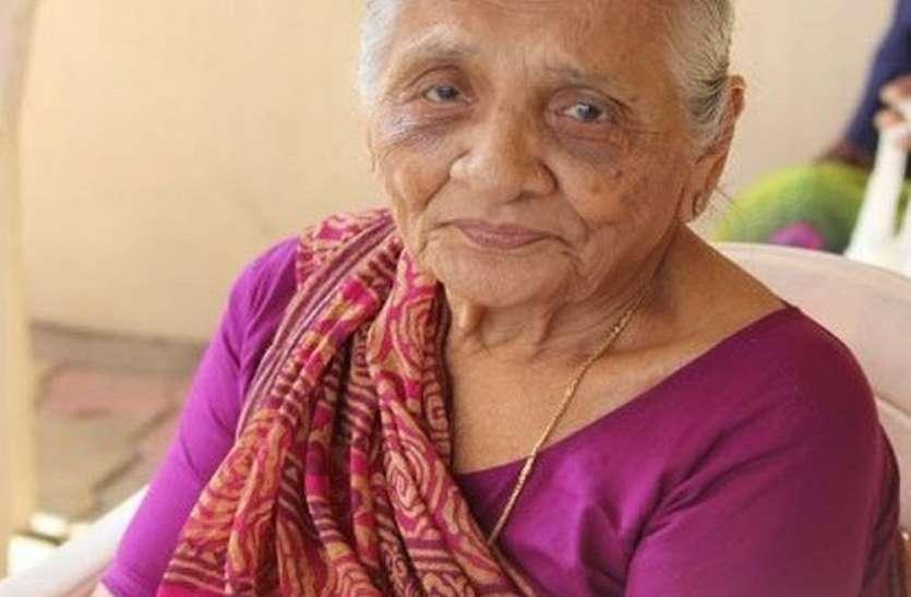 दमदार दादी: 90 वर्ष में कोरोना को दी मात