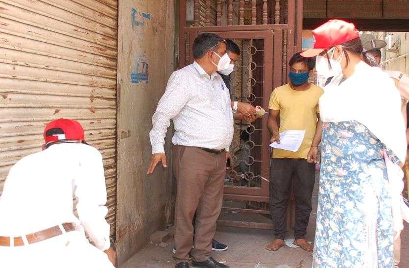 झुंझुनूं में किराना स्टोर व कपड़े की दुकान सीज, मोई भारू में डीजे बजाने पर 35 हजार का जुर्माना