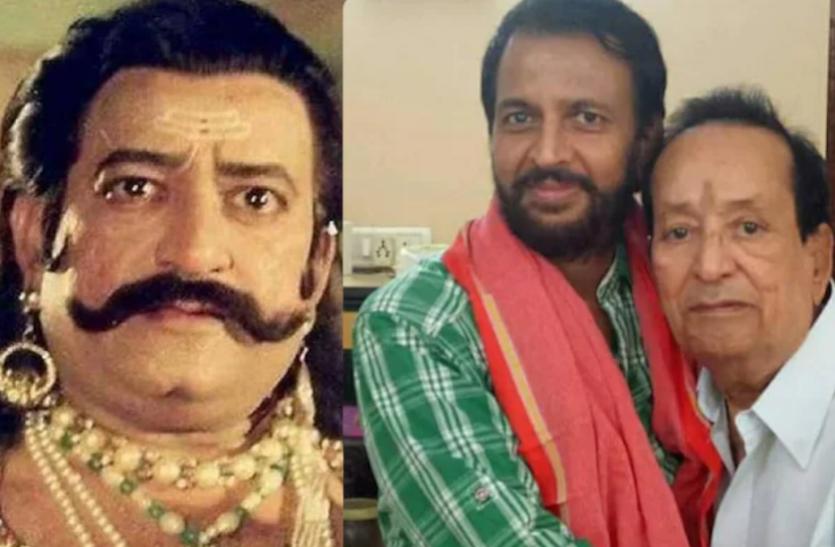 'रामायण' में 'रावण' बने अरविंद त्रिवेदी के निधन की खबर पर बोले सुनील लहरी- वे ठीक हैंं