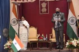 पश्चिम बंगाल की राजनीतिके दिखे अलग अलग रंग