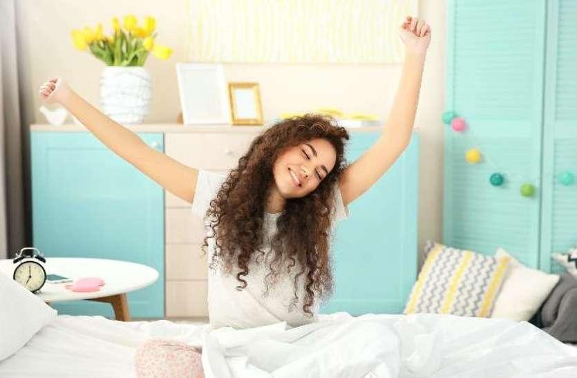 स्वस्थ रहने के लिए सोने से पहले और सुबह जल्दी उठने के बाद करें यह काम