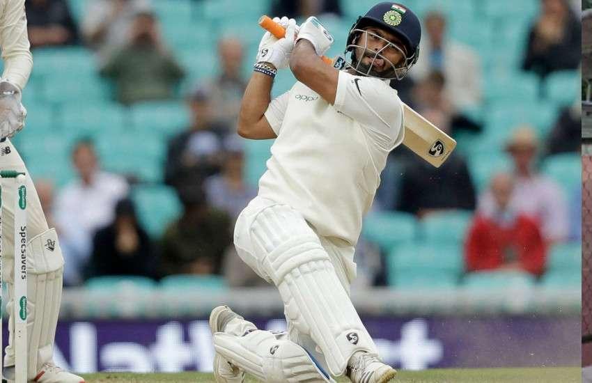 आईसीसी टेस्ट विकेटकीपर बल्लेबाज रैंकिंग में छठे स्थान पर पहुंचे ऋषभ पंत
