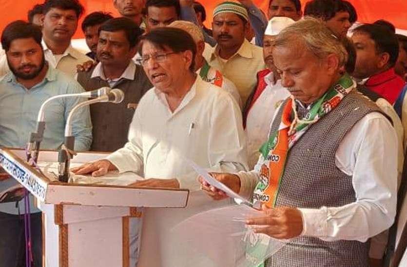 RIP Chaudhary Ajit Singh : Gehlot सरकार बनाने में रही अहम भूमिका, डॉ गर्ग को मंत्री बनाने में भी की थी 'लॉबिंग'