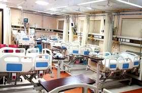 दुर्ग जिले में कोरोना संक्रमण का घटने लगा ग्राफ, जानिए निजी और सरकारी अस्पताल में बेड और वेंटिलेटर की उपलब्धता
