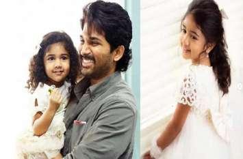 कोरोना संक्रमित अल्लू अर्जुन की बेटी रख रही हैं उनका ख्याल, पिता के लिए बनाया खास डोसा