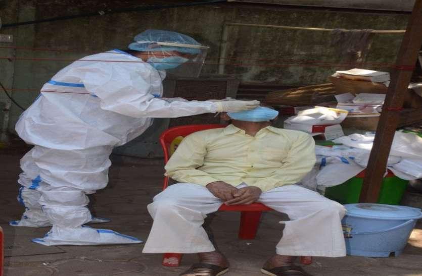 जांजगीर छोड़ सभी जिलों में 1000 से कम संक्रमित