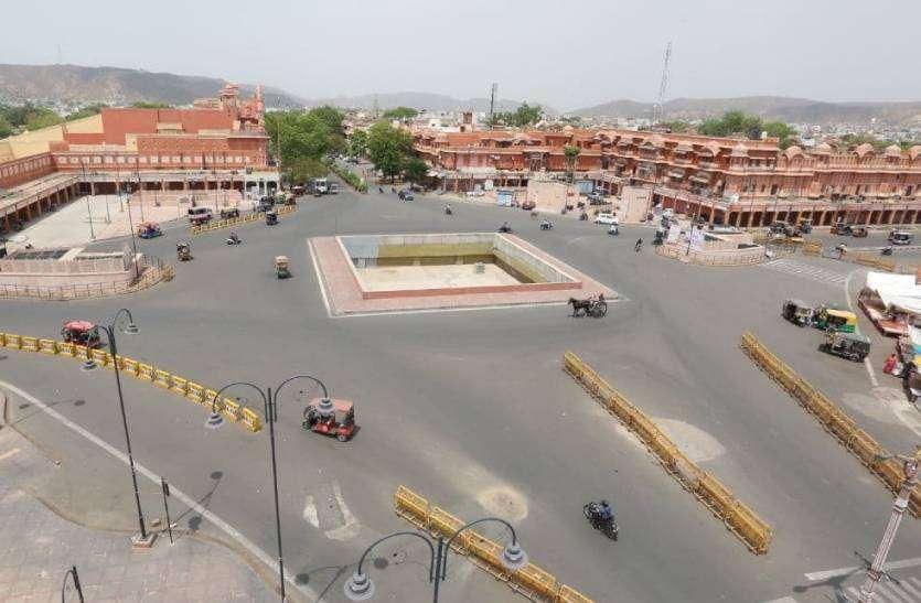 राजस्थान में 10 मई से 24 मई तक सख्त लॉकडाउन, मंत्रिपरिषद की बैठक में ये हुए फैसले