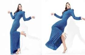 बॉडी कॉन ड्रेस में नोरा फतेही की तस्वीरें हुईं वायरल, पोज देख लोगों की थमी सांसे