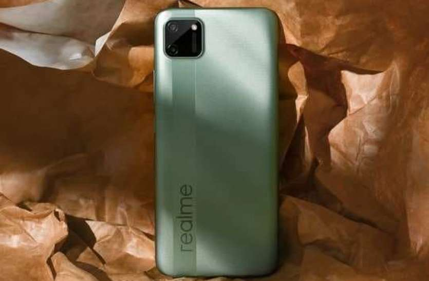 Realme C11 2021 Entry Price Is Quite Low, With Great Features