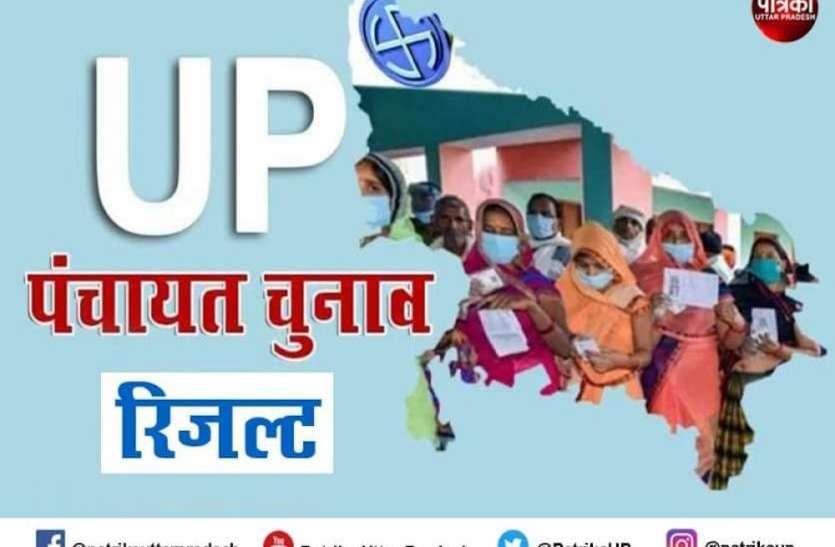 Bhadohi Panchayat Chunav Result 2021: भदोही की 26 सीटों पर भाजपा के सिर्फ 4 जिला पंचायत सदस्य जीते