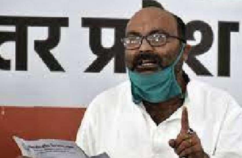 सीएम योगी सच्चाई से आंखें मूंदे बैठे हैं : अजय कुमार लल्लू