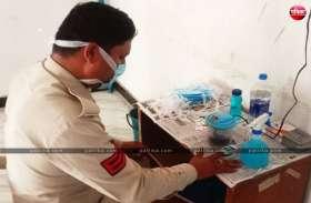 पुलिसकर्मियों को संक्रमण से बचाने प्रदेश में लागू होगा बुरहानपुर मॉडल