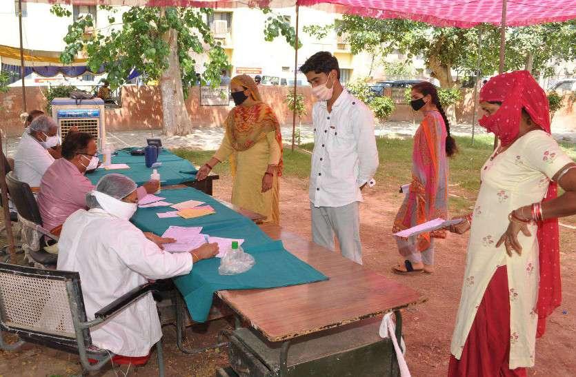 श्रीगंगानगर में 217 कोरोना संक्रमित और मिले