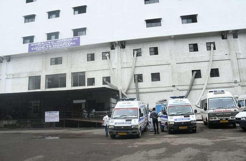 लगातार छठे दिन कोरोना मरीजों की संख्या घटी