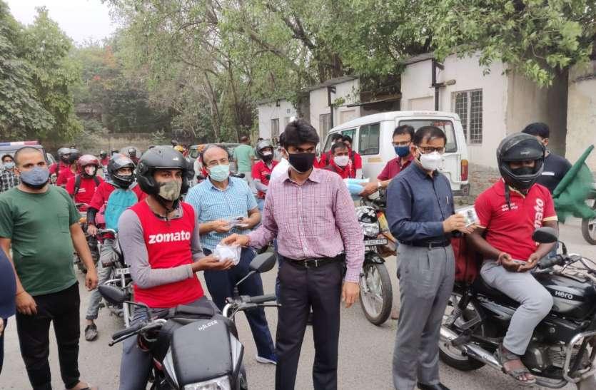Mission Sanjeevani: होम आइसोलेशन में कोरोना मरीजों के घर दवाओं की किट पहुंचाएगी Zomato