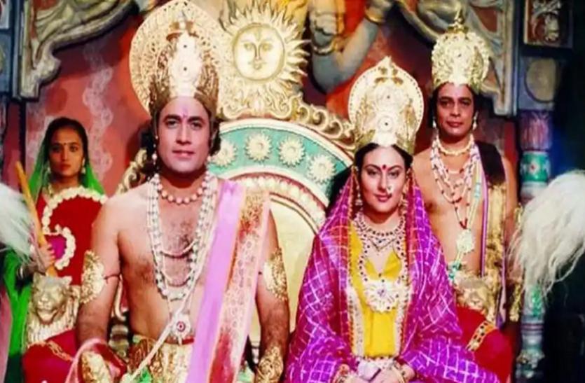 टीवी पर एक बार फिर से होगा 'रामायण' का प्रसारण