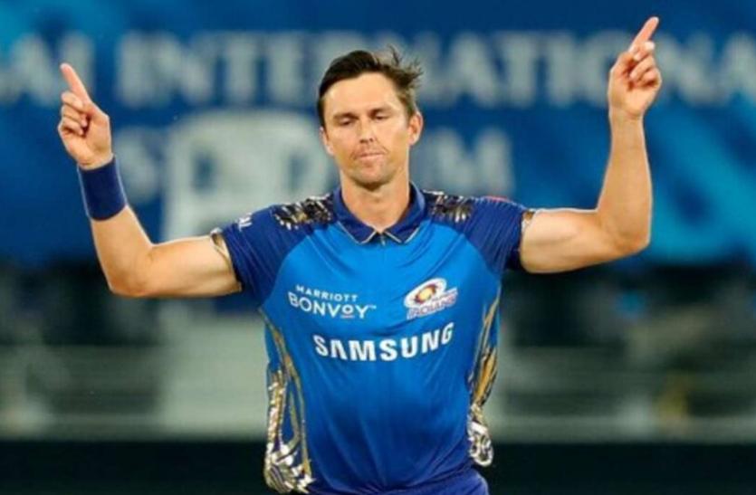 भारत से सीधे स्वदेश लौटे न्यूजीलैंड के तेज गेंदबारज ट्रेंट बोल्ट, इंग्लैंड के खिलाफ टेस्ट सीरीज से हो सकते हैं बाहर