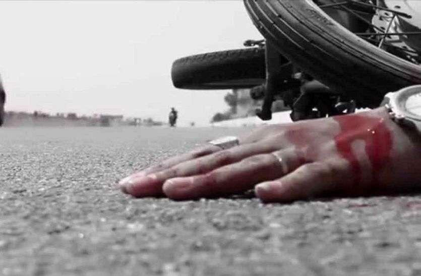 पाली : अज्ञात वाहन की टक्कर से बाइक चालक सेना के जवान की दर्दनाक मौत, परिजनों का बुरा हाल