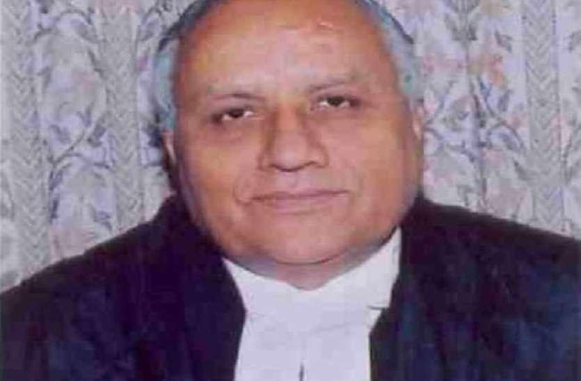 श्रीराम जन्मभूमि विवाद पर 2010 में फैसला सुनाने वाले रिटायर्ड न्यायमूर्ति धर्मवीर शर्मा का निधन