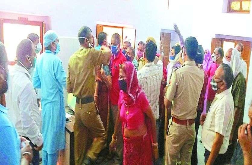 कोरोना: राजस्थान से आ रही ऐसी तस्वीरें जो आंकड़े बढ़ाने के लिए बन सकती हैं जिम्मेदार!